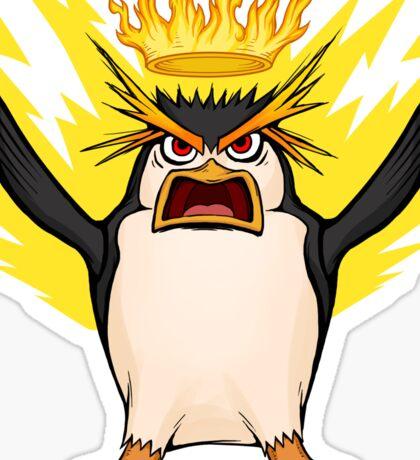 King Penguin - Royal Fury Sticker