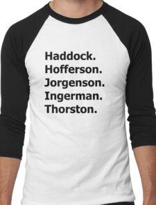 How to Train Your Dragon Names  Men's Baseball ¾ T-Shirt