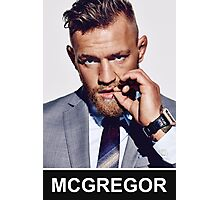 Conor McGregor - Notorious Photographic Print
