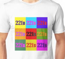 221 B ColorBlock Unisex T-Shirt