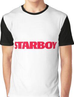 Starboy! Graphic T-Shirt