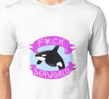 F*ck Seaworld Orca Unisex T-Shirt