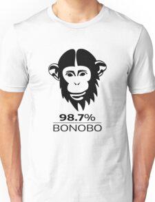 Bonobo 98.7% Evolution Shirt Unisex T-Shirt