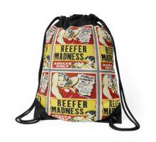 Reefer Madness Drawstring Bag