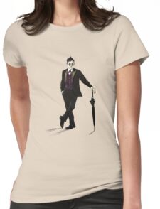 Oswald Cobblepot Womens Fitted T-Shirt