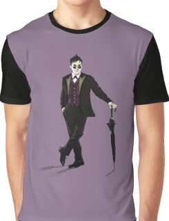 Oswald Cobblepot Graphic T-Shirt