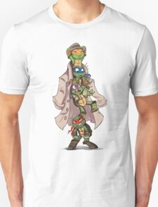 Turtles in a Trenchcoat T-Shirt