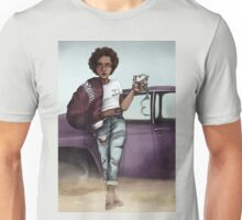 ♬Looking like a real strong woman♬ Unisex T-Shirt