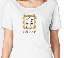 Friends - squad goals Women's Relaxed Fit T-Shirt