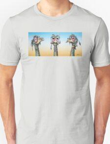The Rainbow Tribe Unisex T-Shirt