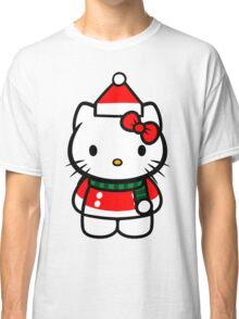 CHRISTMAS HELLO KITTY JOWO 1 Classic T-Shirt