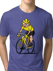 Cyclist - Cycling Tri-blend T-Shirt