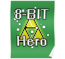 8-Bit Hero Poster