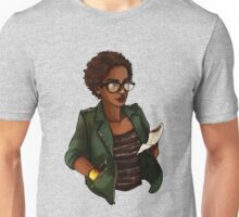 Tulip & glasses Unisex T-Shirt
