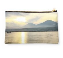 Sunset, Bali Strait. Studio Pouch