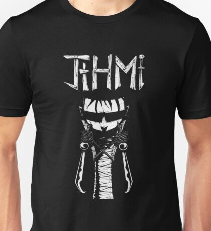 johnny the homicidal maniac jthm Unisex T-Shirt