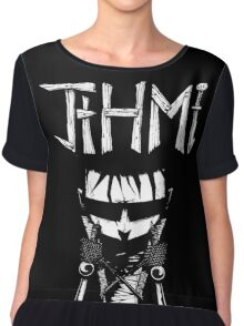 johnny the homicidal maniac jthm Chiffon Top