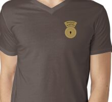 Muggle worthy Mens V-Neck T-Shirt