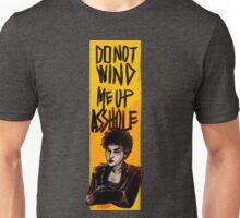 Do Not Wind Me Up, Asshole Unisex T-Shirt