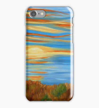 Serenity, Coastal Art iPhone Case/Skin