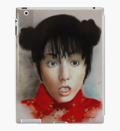 Mao iPad Case/Skin