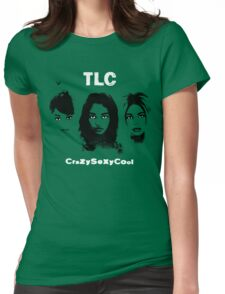 TLC CrazySexyCool Womens Fitted T-Shirt
