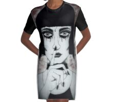 Of Things To Come Graphic T-Shirt Dress