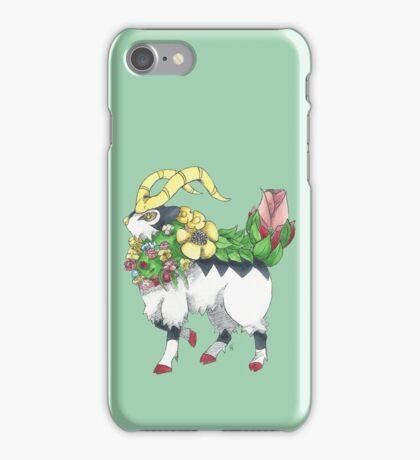 Spring Gogoat iPhone Case/Skin