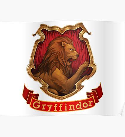 Gryffindor Poster
