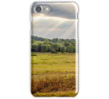 Sun in the Valley iPhone Case/Skin