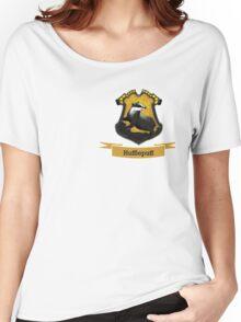 Hufflepuff Women's Relaxed Fit T-Shirt