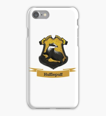 Hufflepuff iPhone Case/Skin