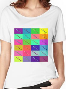Colourful Bassoon Lover Women's Relaxed Fit T-Shirt