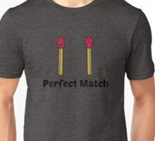 Perfect Match  Unisex T-Shirt