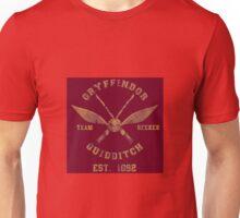 Gryffindor Quidditch - Team Seeker Unisex T-Shirt