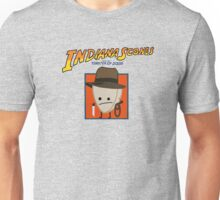 Indiana Scones & The Toaster of Doom Unisex T-Shirt