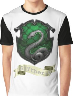 Slytherin Graphic T-Shirt