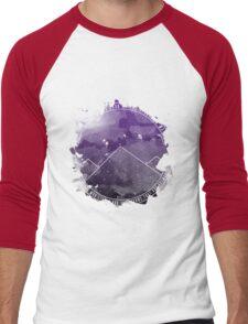 Look At The Stars And Wish | Night Court Men's Baseball ¾ T-Shirt