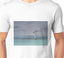 Beachmere Blue - Qld Australia Unisex T-Shirt
