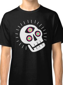 Enlightened Skull Classic T-Shirt
