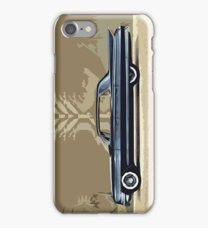 Cadillac Fleetwood Sixty-Special 1961 iPhone Case/Skin