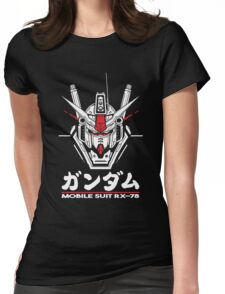 RX-78 Womens Fitted T-Shirt