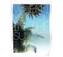 In the Summer Poster