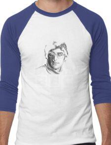 Louis Theroux 90s Young Men's Baseball ¾ T-Shirt