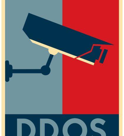 iot DDOS hope Sticker