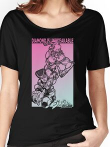 Unbreakable Diamond Women's Relaxed Fit T-Shirt