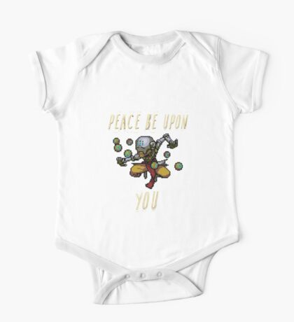 Peace be upon you One Piece - Short Sleeve