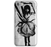 DANCING ROSE iPhone Case/Skin