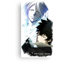 Psycho Pass!  Canvas Print