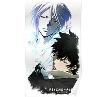 Psycho Pass!  Poster